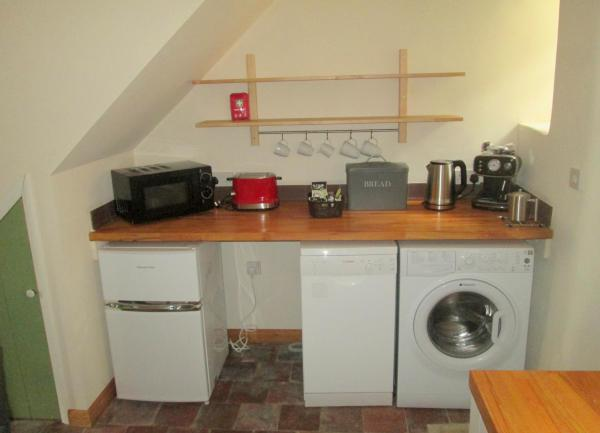 utility area of kitchen, 16 Undercliffe opposite NYMR